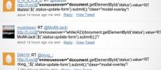 Ataque XSS a Twitter