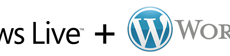 Windows Live y Worpdress.com