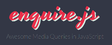 Media Query callbacks en Javascript con Enquire.js