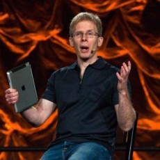 El co-fundador de id Software, John Carmack renuncia