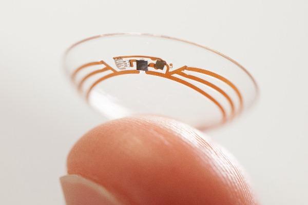 lentes de contato inteligentesnuevo
