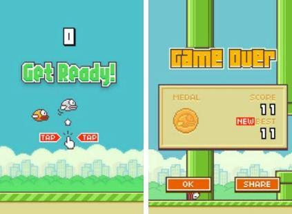 flappy-bird game overnuevo