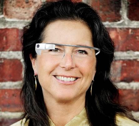 Ivy Ross Google glass