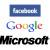 Google, Microsoft y Facebook reportan alentadoras ganancias para el segundo trimestre
