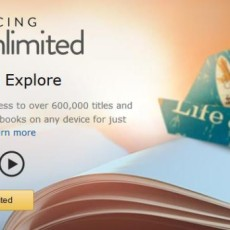 "Amazon prepara kindle unlimited, su ""tarifa plana"" para 600 mil libros"