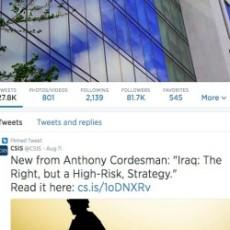 CSIS fue víctima de un Tweet deshonesto. He aquí cómo evitarlo