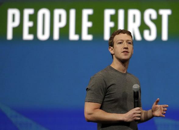 FB Zuckerberg