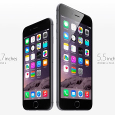 El iPhone 6 supera en ventas al iPhone 6 Plus