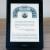 Amazon prepara el nuevo modelo e-reader Kindle Voyage