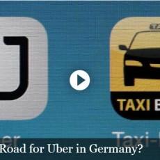 Un juez prohíbe la aplicación Uber en toda Alemania