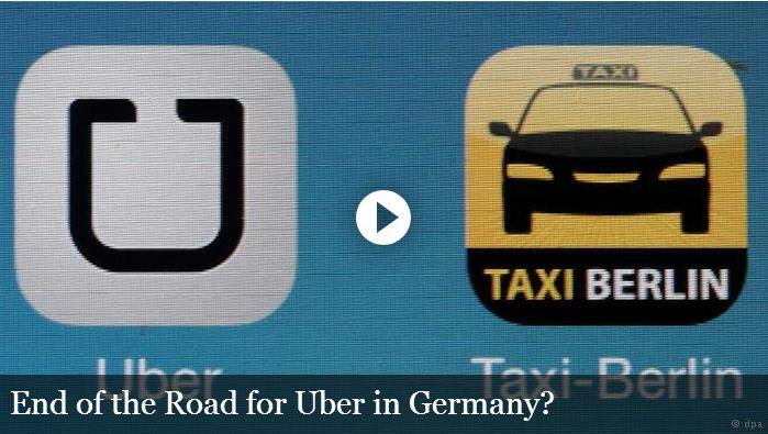 uber alemania