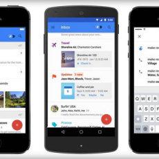 Google lanza Inbox, una bandeja de entrada inteligente