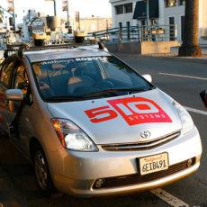La desconocida Start up que construyó el primer carro de auto-conducción de Google