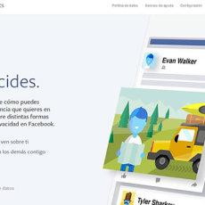 Facebook simplifica sus políticas de privacidad