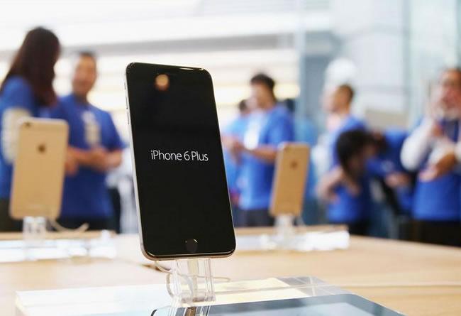 venta iPhone cae