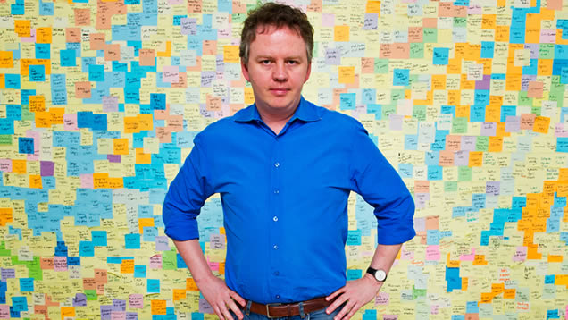 CloudFlare CEO Matthew Prince Fuente: Forbes