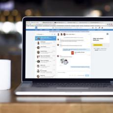 LinkedIn cambia su sistema de mensajería