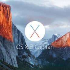 OS X El Capitan ya disponible, ¿cómo instalarlo desde cero?