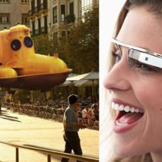 Google patenta hologramas para Google Glass