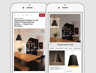 Pinterest-search